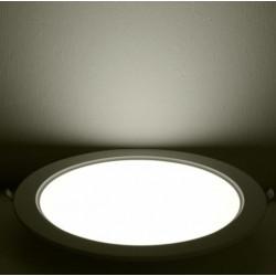 Downlight 18W 6500K Ø 21cm
